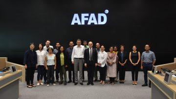Dünya Bankası Güney Asya Bölgesi Dış İlişkiler ve İletişim Koordinatörleri İSMEP Projesini Yerinde İncelemek Üzere Saha Ziyaretinde Bulundu
