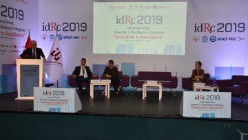 İPKB Olarak 26-28 Haziran 2019 Tarihleri Arasında Eskişehir'de Düzenlenen İdrc 2019 Uluslararası Afetler ve Dirençlilik Kongresine Katıldık
