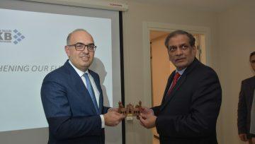 Dünya Bankası Pakistan Heyeti ve Pakistan Ulusal Afet Yönetimi Ajansı(NDMA) İSMEP Projesini Yerinde İncelemek Üzere Birimimize Ziyarette Bulundu.