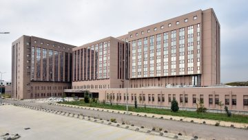 İSMEP Projesi Kapsamında Güçlendirilen Marmara Üniversitesi Pendik (Başıbüyük) Eğitim ve Araştırma Hastanesi Hizmete Açıldı.
